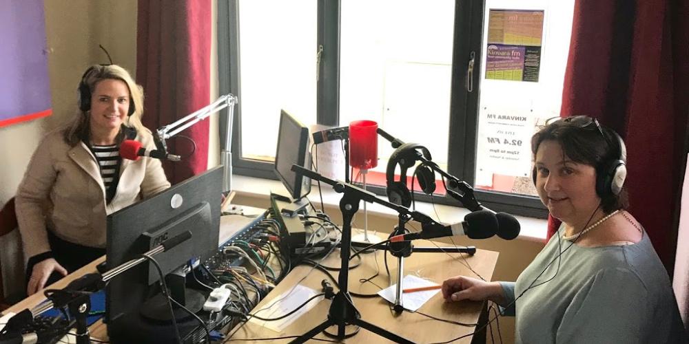 Radio Interviews 12