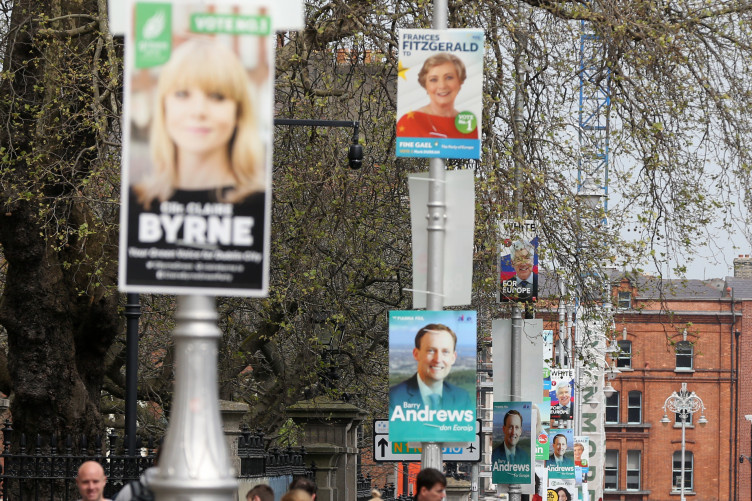 Election Postering - How Do We Level The Playing Field? 2