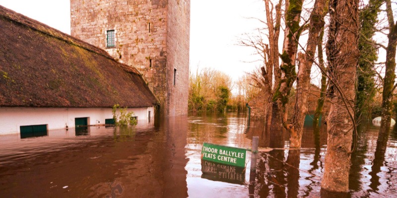 Repeated Storms And Flooding Have Left Galway Needing Urgent Govt. Intervention
