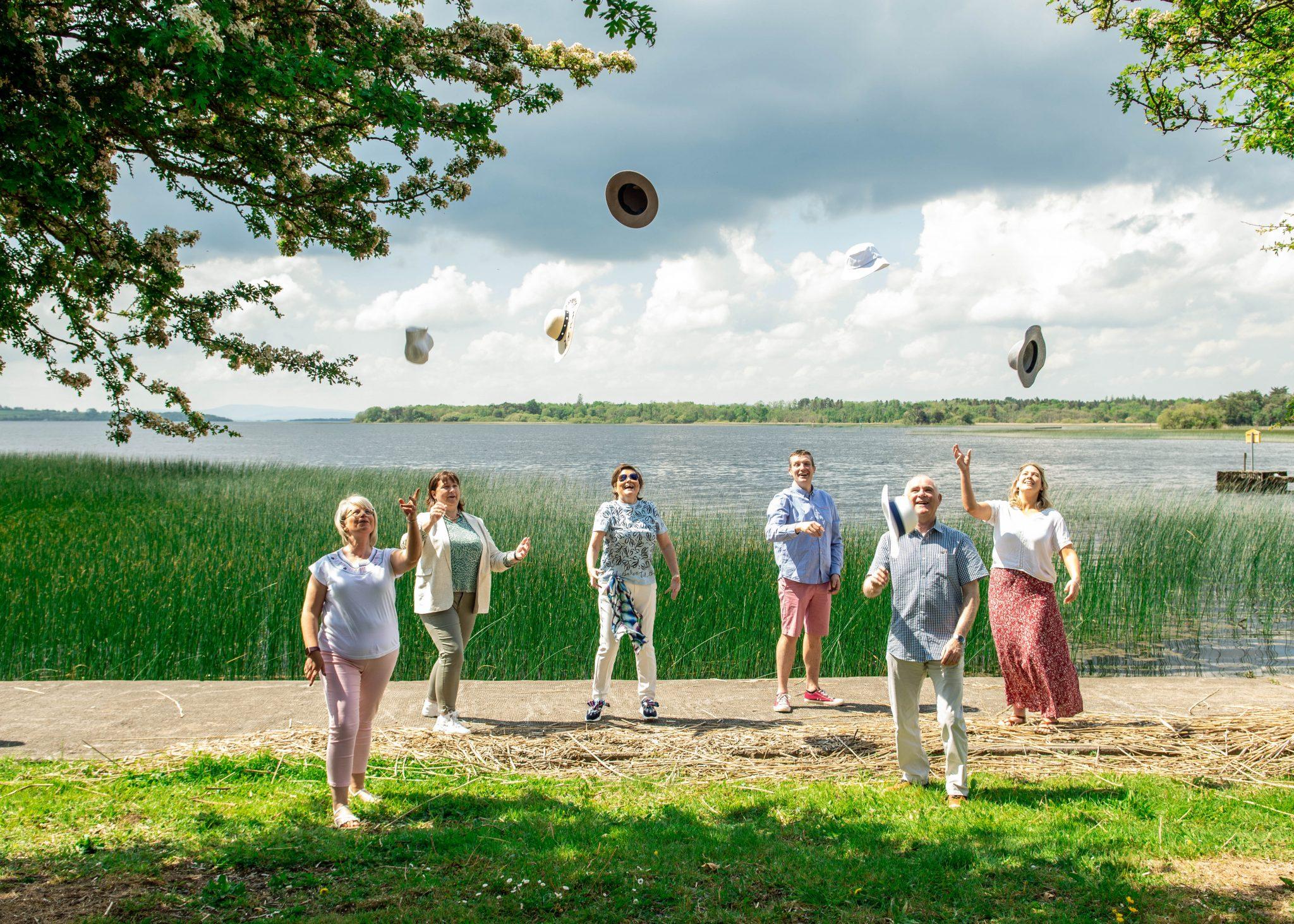 Portumna - Wild Geese Project - Finalists: Digital Changemaker 1